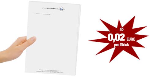Briefpapier Briefbogen Drucken Online Druckerei Für